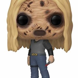 Funko Pop Figurine en Vinyle TV: Walking Dead-Alpha w/Mask The Collection, 43535, Multicolore 16