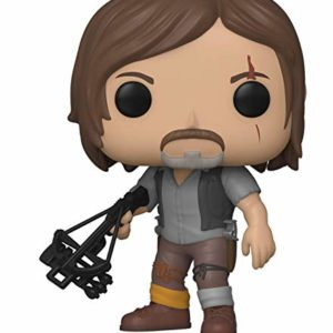 Funko Pop Figurine en Vinyle TV: Walking Dead-Daryl The Collection, 43531, Multicolore 10