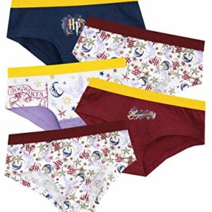 Harry Potter - Culotte Pack de Cinq - Hogwarts - Fille 28