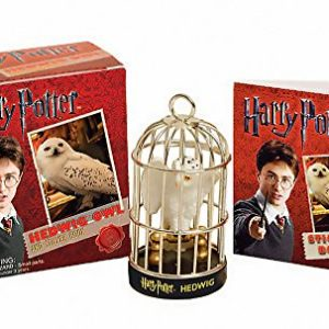 Harry Potter Hedwig Owl Kit and Sticker Book 34