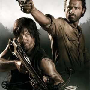 Poster The Walking Dead - affiche à prix abordable, poster XXL 21
