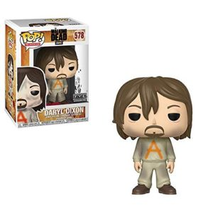 The Walking Dead - Daryl in Prison Suit - Pop 12