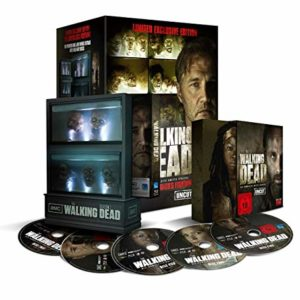 The Walking Dead - Die komplette dritte Staffel - Aquarium Box [Blu-ray] 17