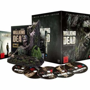 The Walking Dead-Die komplette vierte Staffel-Uncut & Extended-Tree-Walker Box-limitiert [Blu-Ray] [Import] 15