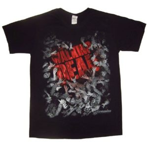 The Walking Dead Horde & Logo T-Shirt Homme 26