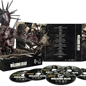 The Walking Dead Saison 7 Collector [Édition Ultime limitée Blu-Ray + Zombie Spiked Walker] 16