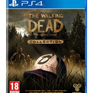 The Walking Dead - Telltale Series: Collection (PS4) (New) 58