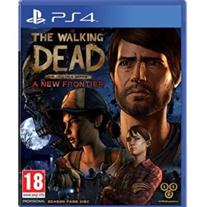The Walking Dead - Telltale Series: The New Frontier (PS4) (New) 13
