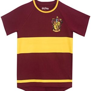 HARRY POTTER - T-Shirt - Gryffindor Quidditch - Garçon 90