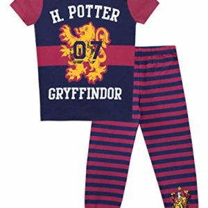 HARRY POTTER - Ensemble De Pyjamas - Gryffindor - Fille 24