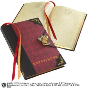 La Noble Collection HP - Journal de Gryffondor 100