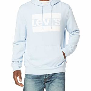 Levi's Graphic Po Hoodie-B, Sweat-Shirt à Capuche Homme 44