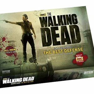 The Walking Dead the Best Defense Co-operative Board Game 100