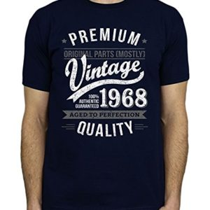 1970 Vintage Year - Aged to Perfection - 50 Ans Anniversaire Homme Cadeaux T-Shirt 13