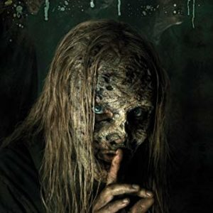 1art1 The Walking Dead Poster et Cadre (MDF) - The Whisperers (91 x 61cm) 70