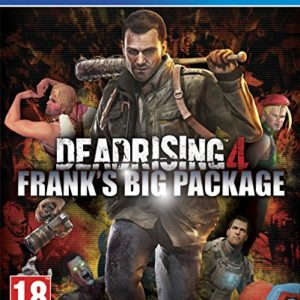 Dead Rising 4: Frank's Big Package pour PS4 4