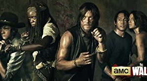 Poster de Porte The Walking Dead Saison 5 - 53x158cm 80