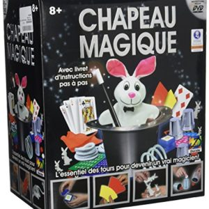 Grimaud- Chapeau Magique-Magic Collection Essentiel, 4706, 7