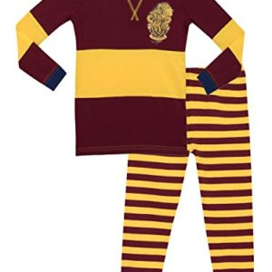 HARRY POTTER - Ensemble De Pyjamas - Gryffindor - Fille - Bien Ajusté 67