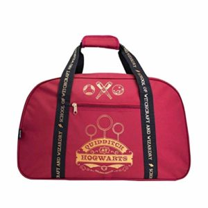 Harry Potter Gryffondor Quidditch à Poudlard Bordeaux Duffle Bag 56