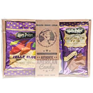 Holland Plastics Original Brand Harry Potter Authentique Assortiment américain Assorti - Complet avec Un Jouet de Figurine et Un Cadeau de Collection emballés. 52