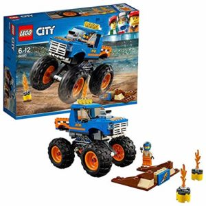 LEGO City - Le Monster Truck - 60180 - Jeu de Construction 4