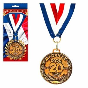 Cadoon's - Medaille D'or 20 Ans 4