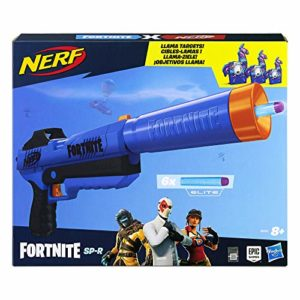 Nerf Fortnite SP-L et Flechettes Nerf Elite Officielles 3