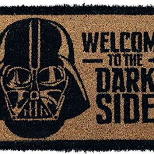 Star Wars Welcome to The Dark Side Paillasson Multicolore 58