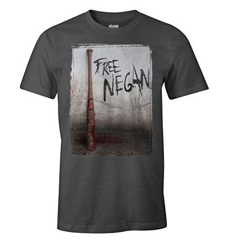 T-Shirt The Walking Dead - Free Negan 1