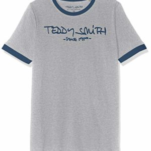 Teddy Smith TICLASS3 JR MC T-shirt Garçon 9