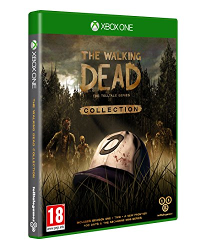 The Walking Dead - Telltale Series: Collection (Xbox One) (New) 2