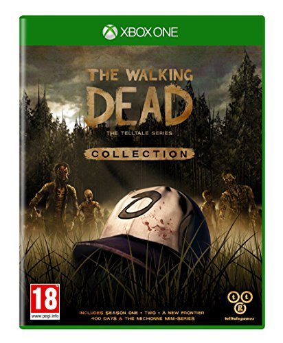 The Walking Dead - Telltale Series: Collection (Xbox One) (New) 1