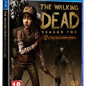 Walking Dead 2  Ps4  UK [import anglais] 5