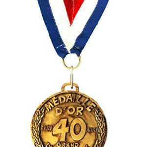 Cadoon's - Medaille D'or 40 Ans 7