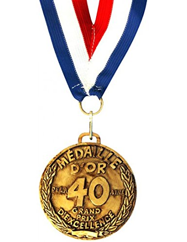 Cadoon's - Medaille D'or 40 Ans 1