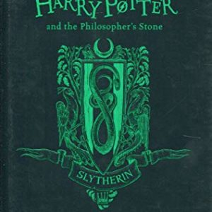 Harry Potter and the Philosopher's Stone: Slytherin Edition; Black and Green 39