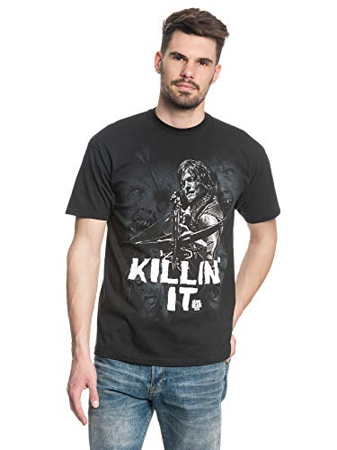 Tee-shirt The Walking Dead pour homme 2