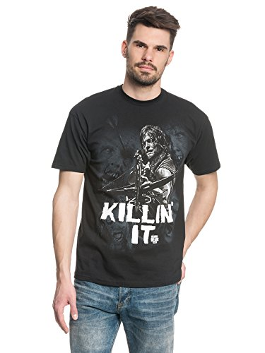 Tee-shirt The Walking Dead pour homme 3