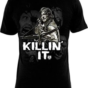 Tee-shirt The Walking Dead pour homme 8