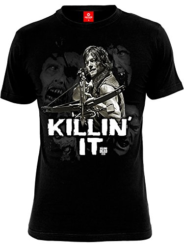 Tee-shirt The Walking Dead pour homme 1