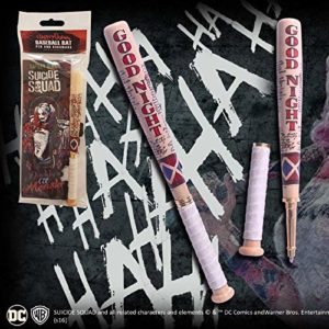 The Noble Collection Stylo de Batte de Baseball Harley Quinn de 39
