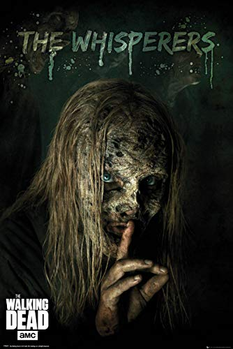 The Walking Dead Poster The Whisperers (61cm x 91,5cm) 1