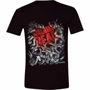 The Walking Dead - Walker Horde - Officiel Hommes T-Shirt 19