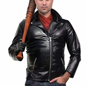 Walking Dead Negan Zombie Slugger Adult Costume Medium 52