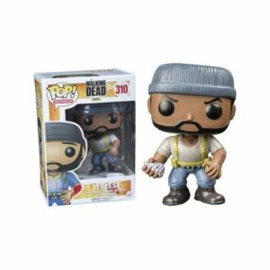 Funko 6119 – Walking Dead, Pop Vinyl Figure 310 Tyreese (Bitten Arm), 9 cm 32