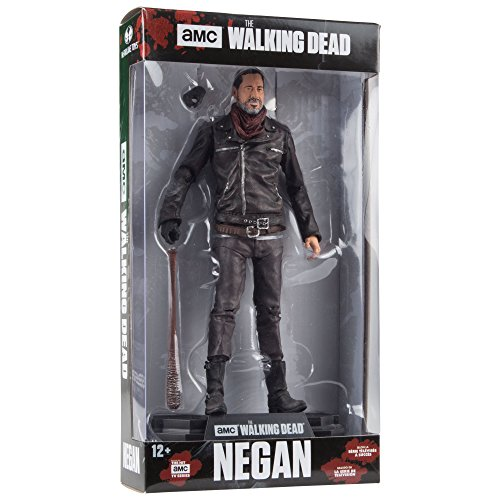 McFarlane- Negan Bloody Walking Dead TV Color Tops Figurine, 787926146790 2