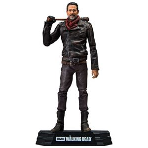 McFarlane- Negan Bloody Walking Dead TV Color Tops Figurine, 787926146790 31