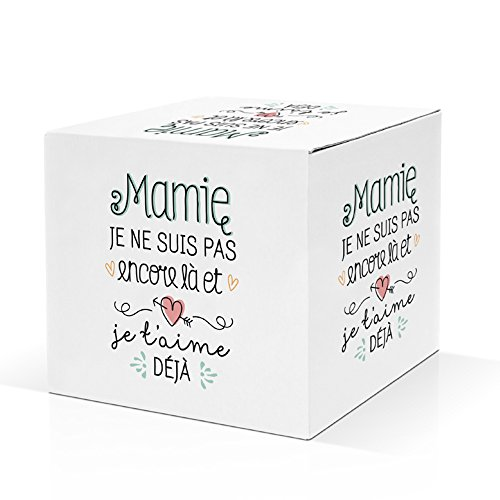 Mug annonce Mamie - Créa Bisontine 2