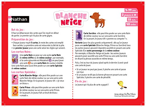 Nathan - 31493 - Blanche Neige 3